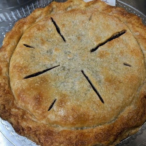 Groovy Duck Pie Raleigh