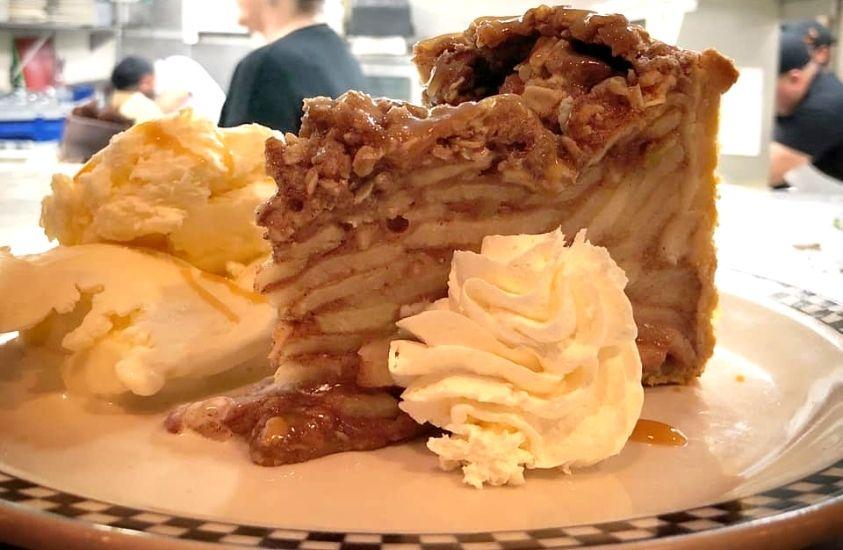 Hayes Barton Cafe Best Raleigh Pie