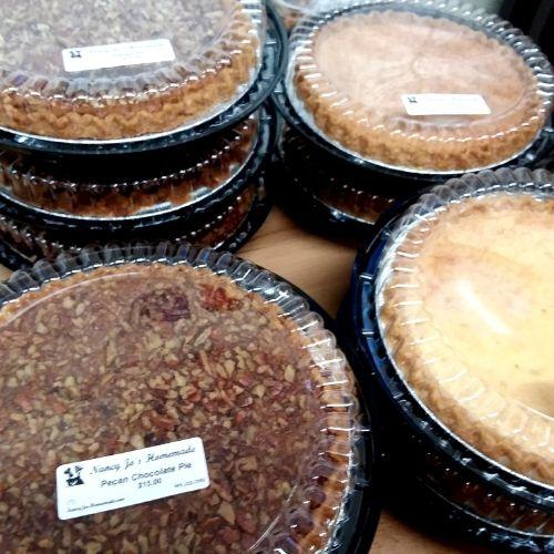Nancy Jo's Homemade Pies Raleigh