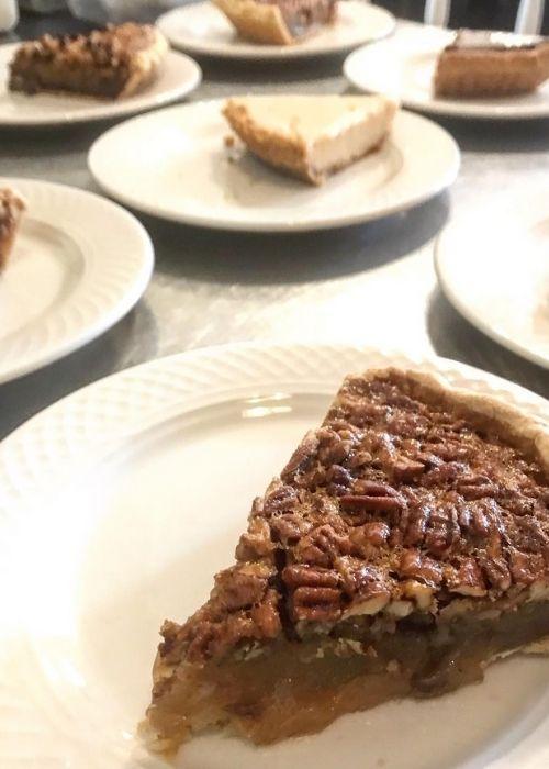 Side Street Restaurant Raleigh Pie