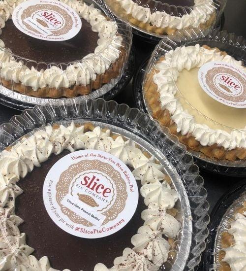 Slice Pie Company Best Pie in Raleigh, NC