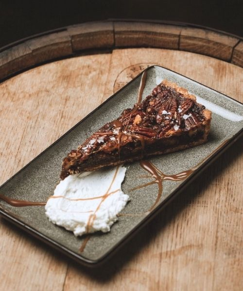 Whiskey Kitchen Shoo Fly Pie Raleigh