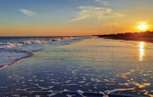 Atlantic Beach Sunset NC